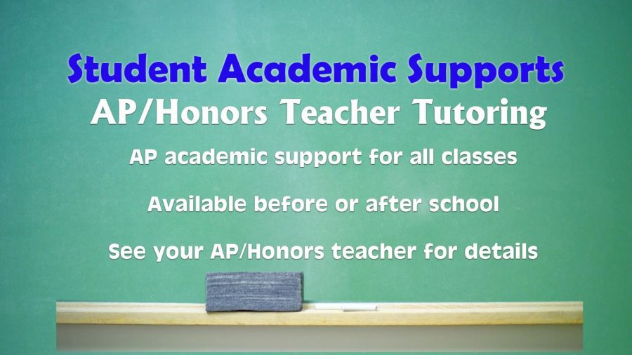 AP Tutoring & Help