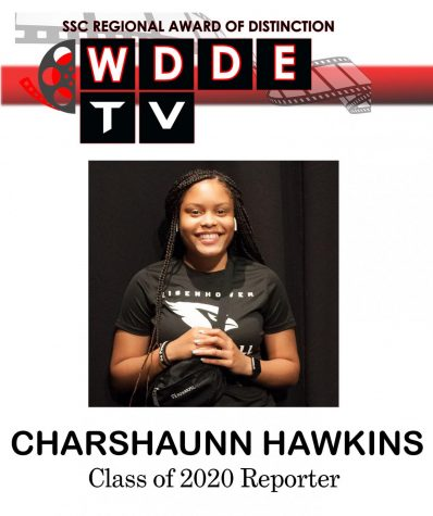 Photo of Charshaunn Hawkins